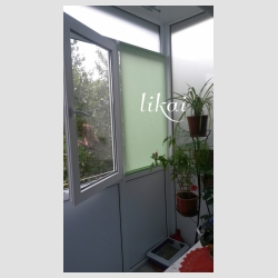 Фото окон от компании Компания likai